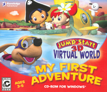 7bd5cde1cab8 JumpStart 3D Virtual World - My First Adventure – Section H™ vStore