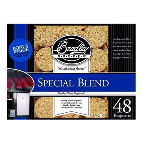 Smoker Bisquettes Special Blend (48 Pack)