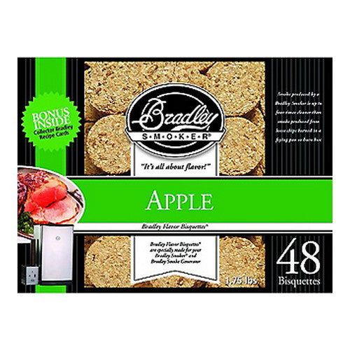 Smoker Bisquettes Apple (48 Pack)