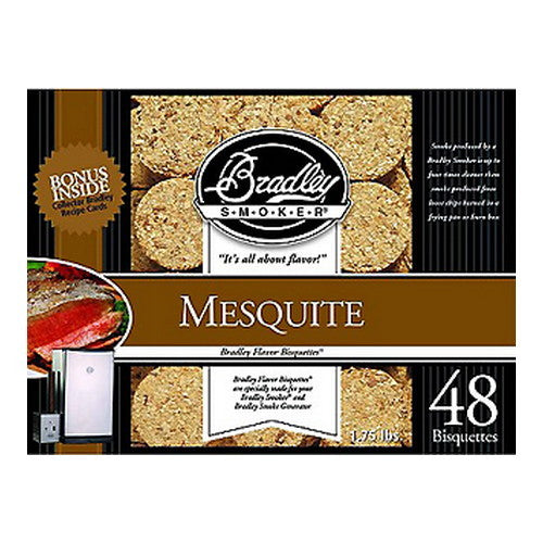Smoker Bisquettes Mesquite (48 Pack)