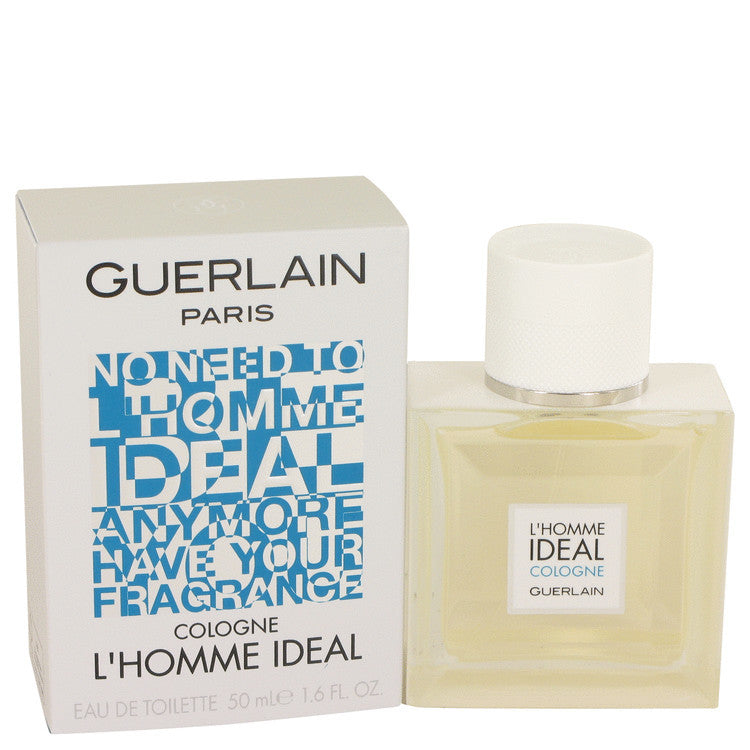 L'homme Ideal by Guerlain Eau De Toilette Spray 1.7 oz (Men)