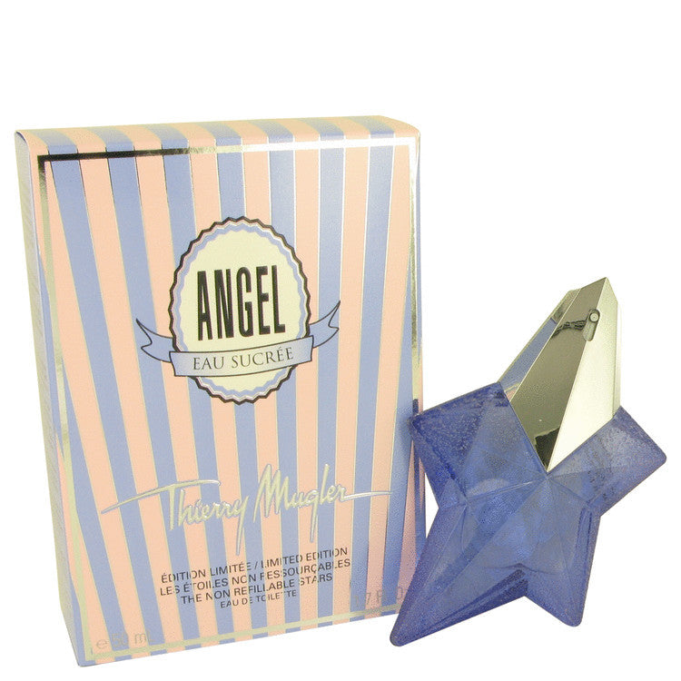 Angel Eau Sucree by Thierry Mugler Eau De Toilette Spray (Limited Edition) 1.7 oz (Women)