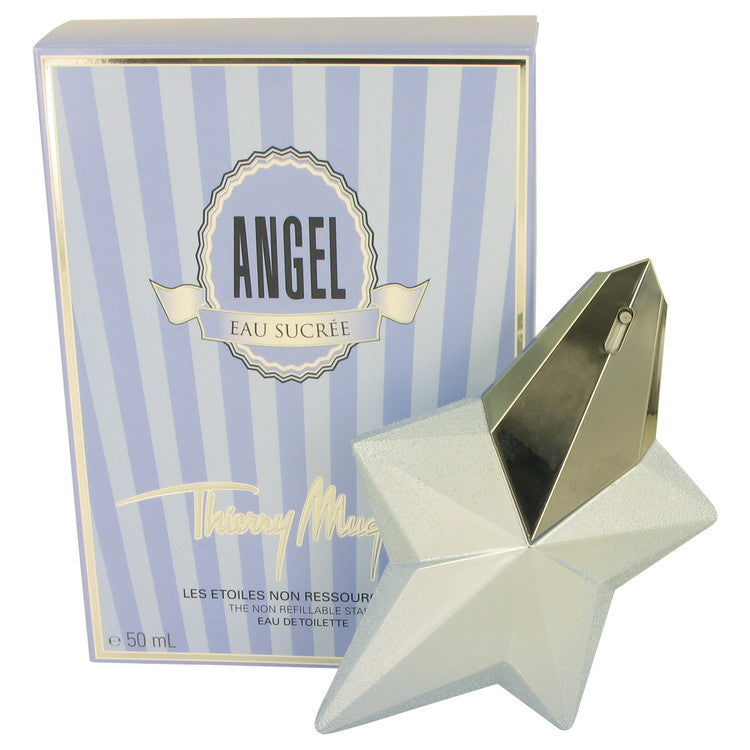 Angel Eau Sucree by Thierry Mugler Eau De Toilette Spray 1.7 oz (Women)
