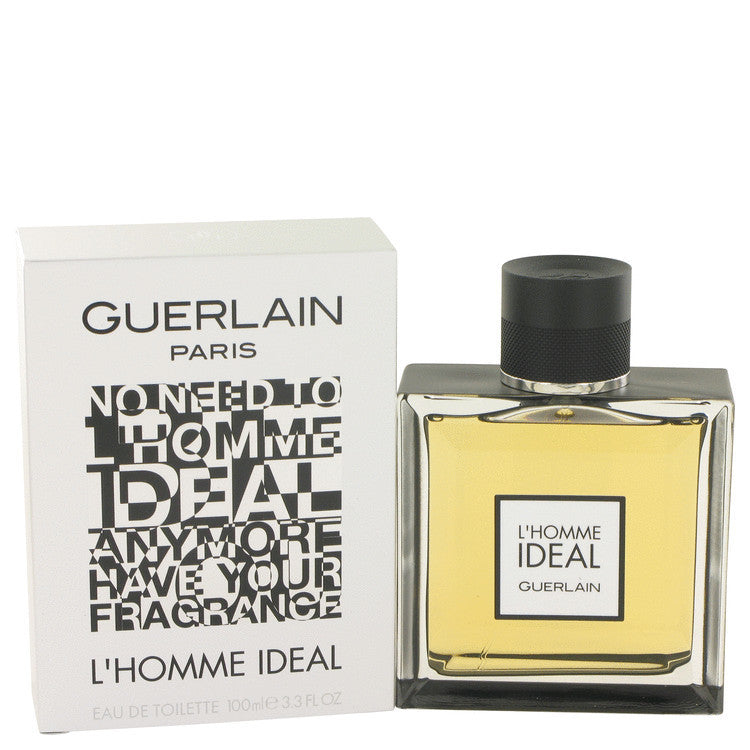 L'homme Ideal by Guerlain Eau De Parfum Spray 1.6 oz (Men)