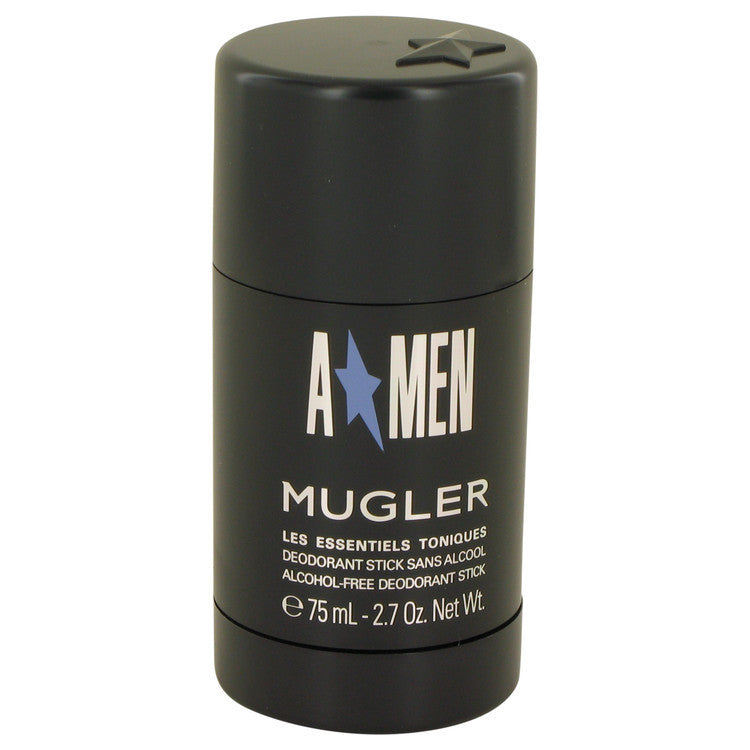 ANGEL by Thierry Mugler Deodorant Stick (Black Bottle) 2.6 oz (Men)
