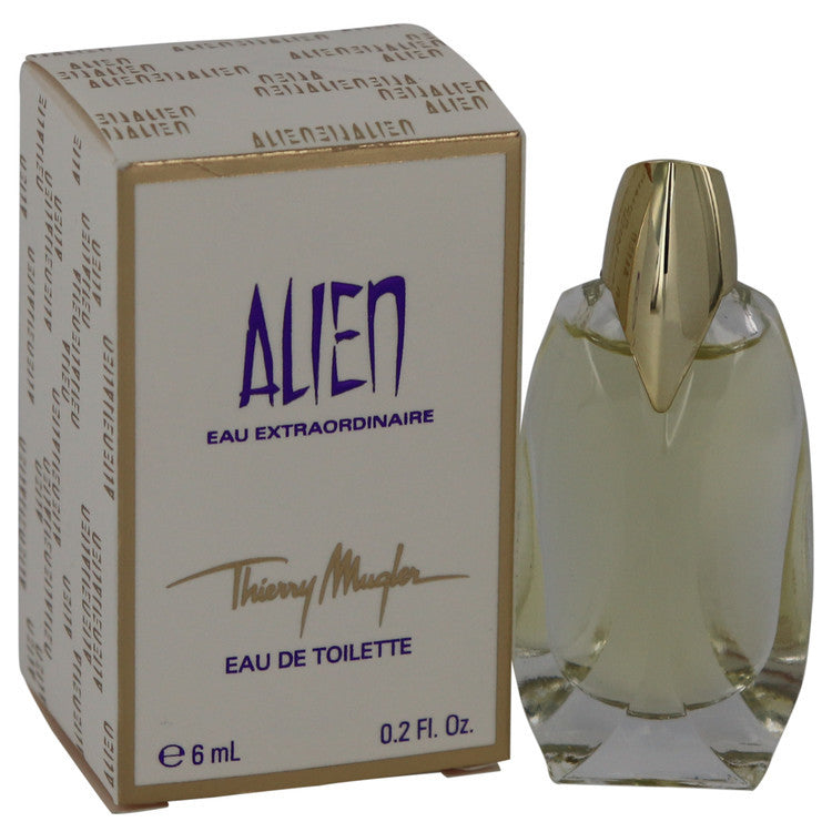 Alien Eau Extraordinaire by Thierry Mugler Mini EDT .2 oz (Women)