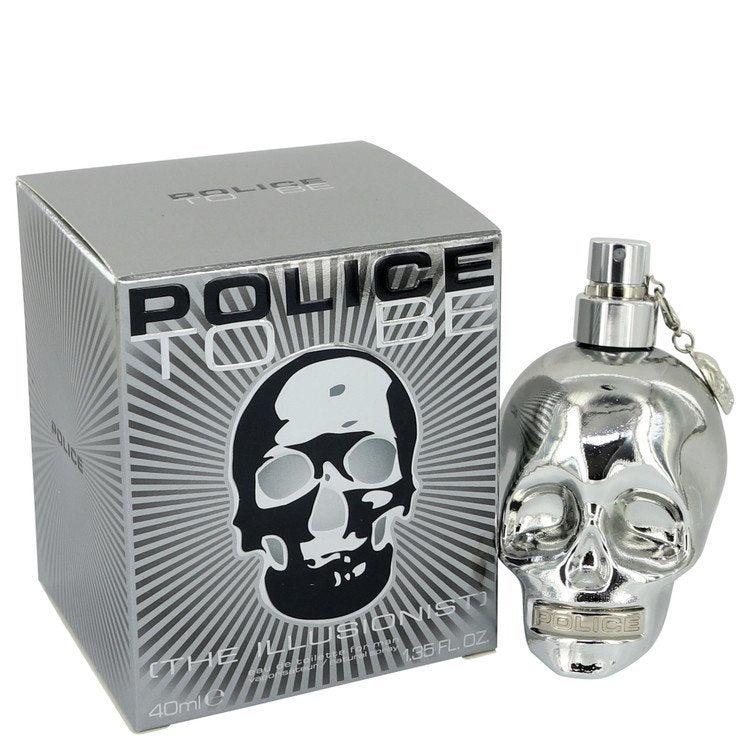 Police To Be The Illusionist by Police Colognes Eau De Toilette Spray 1.35 oz (Men)