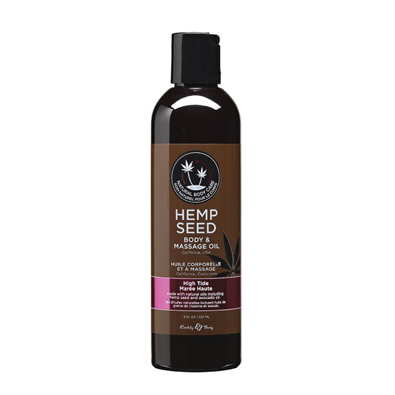 EB Massage Oil High Tide 8oz.