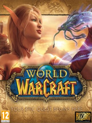 World of Warcraft Battlechest US