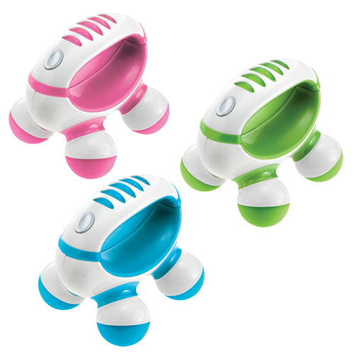 Quatro Mini Massager (Each) Battery Operated