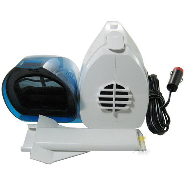 12V Portable Dual Use Mini Car Vacuum Cleaner 07-3A790