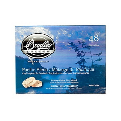 Smoker Bisquettes Pacific Blend, 48 Pack