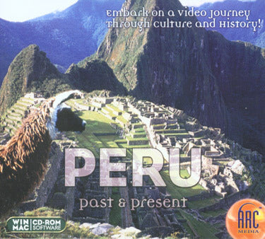 Peru Past & Present for Windows and Mac