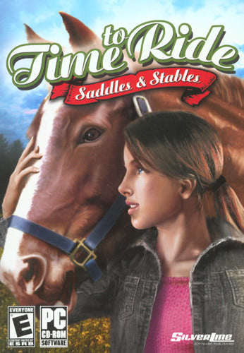 Time To Ride 2: Saddles And Stables