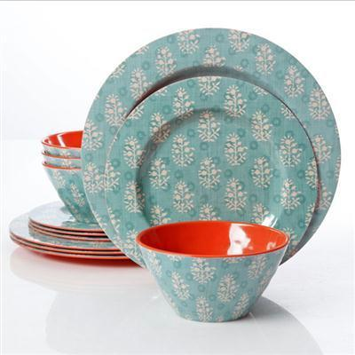 Sc Solina Melamine Dw Set 12pc