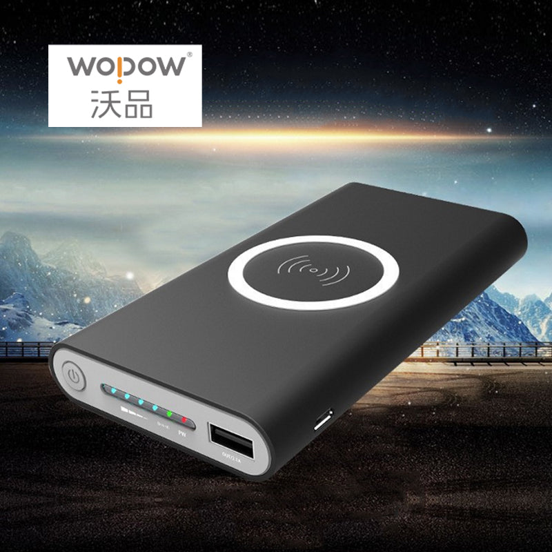 20000mah Power Bank External Battery quick charge Wireless Powerbank Portable Mobile phone Charger for iPhone 8 8plus X samsung