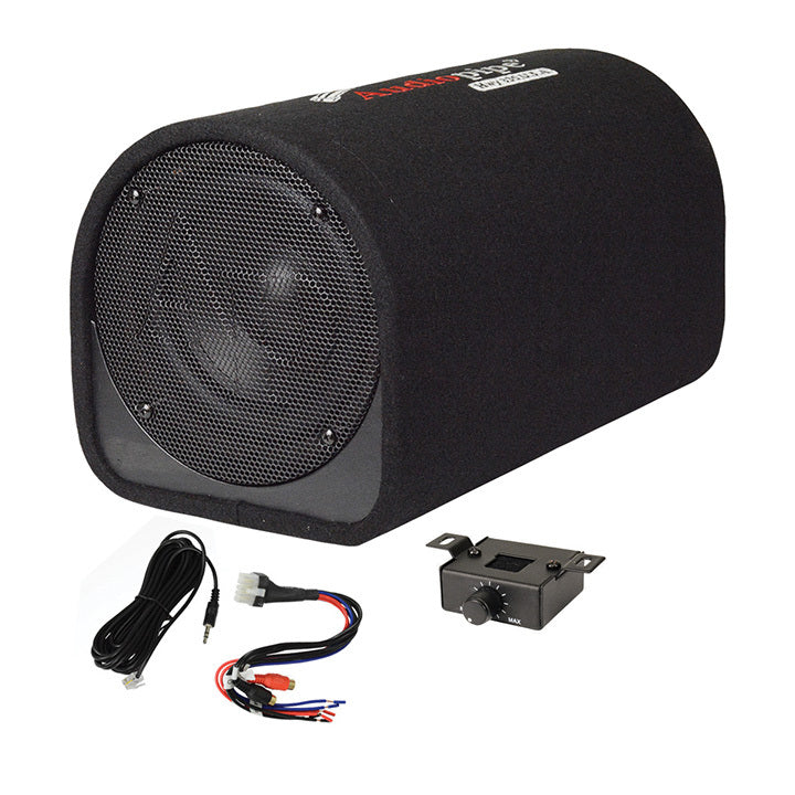 "Audiopipe 8"" Single ported bass enclosure 400W"