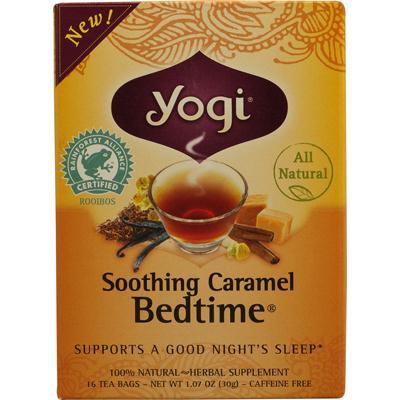 Yogi Soothing Caramel Bedtime Tea (6x16 Bag)