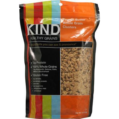Kind Peanut Butter Wholegrain Clusters (6x11 Oz)