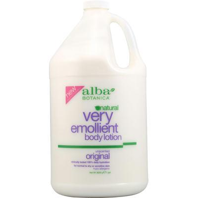 Alba Botanica Body Unscented Body Lotion (1 gallon)