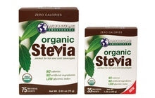 Wholesome Sweeteners Stevia (6x75x1GR)