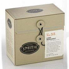 Smith Teamaker Lord Bergamot Black Tea (6x15 Bag)