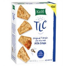 Kashi Original 7 Grain Pita Crisps with Sea Salt (12x7.9 Oz)