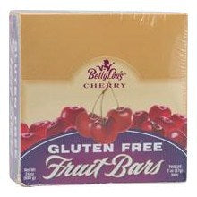 Betty Lou's Cherry Fruit Bar (12x2 Oz)