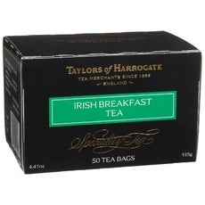 Taylors Of Harrogate Irish Breakfast Tea (6x50 Bag )