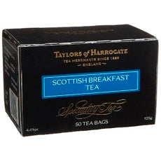 Taylors Of Harrogate Scottish Breakfast Tea (6x50BG )