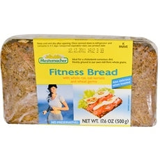 Mestemacher Fitness Bread (12x17.6Oz)