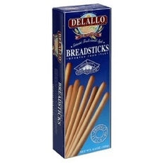 De Lallo Thin Torinese Breadsticks (12x3Oz)