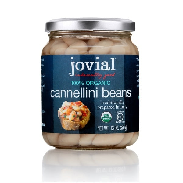 Jovial Cannellini Beans  (6x13 OZ)