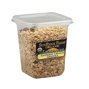 Sunridge Farms Raspberry Crunch (1x25LB )