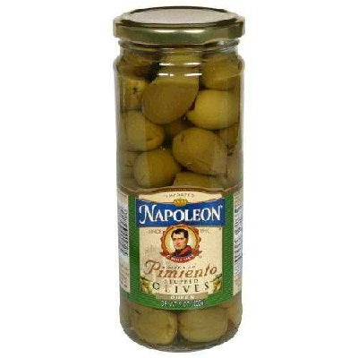 Napoleon Co. Stffd Queen Olives (12x9OZ )