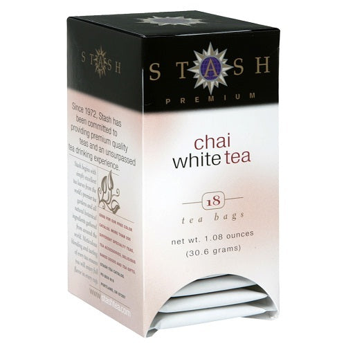 Stash Tea Prem Whi Chai Tea (6x18BAG )