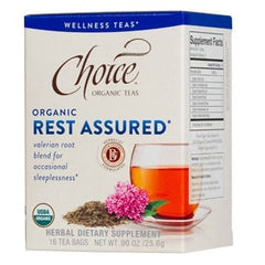 Choice Organic Rest Assured (6x16BAG )