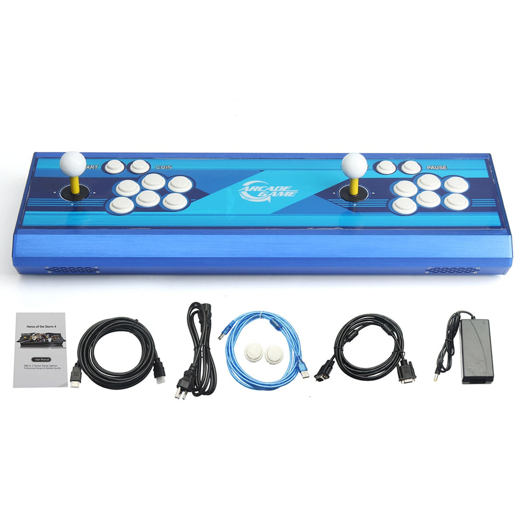 Box 5s 986 All In 1 Arcade Game Console Fight Video Games VGA HDMI For PS3 Coin Operated Games Machine Joystick