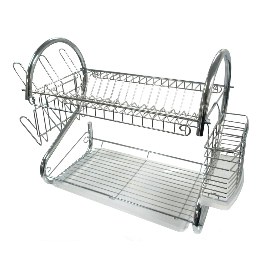 Better Chef 16-Inch Chrome Dish Rack