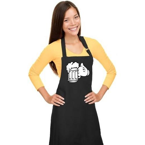 Mickey Hand Beer Apron