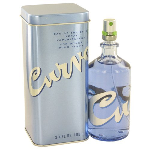 Curve By Liz Claiborne Eau De Toilette Spray 3.4 Oz (pack of 1 Ea)