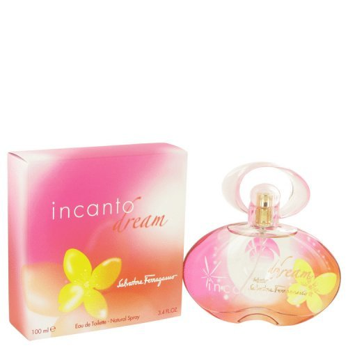 Incanto Dream By Salvatore Ferragamo Eau De Toilette Spray 3.4 Oz (pack of 1 Ea)