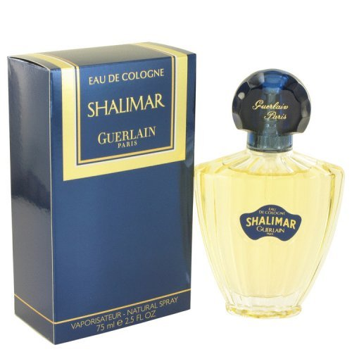 Shalimar By Guerlain Eau De Cologne Spray 2.5 Oz (pack of 1 Ea)