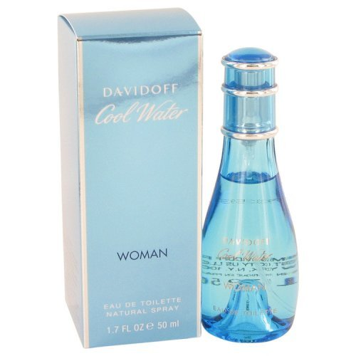 Cool Water By Davidoff Eau De Toilette Spray 1.7 Oz (pack of 1 Ea)