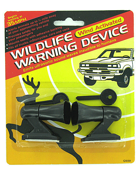 Wildlife Warning Device ( Case of 72 )