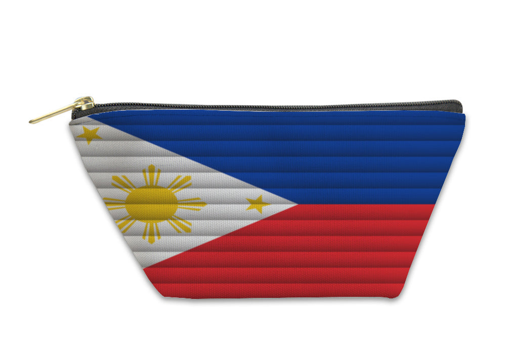 Accessory Pouch, National Flag Of Philippines