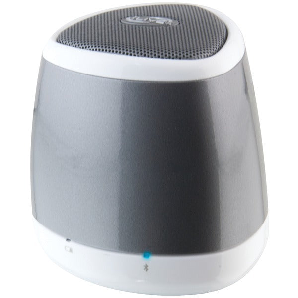 iLive Blue iSB23S Portable Bluetooth(R) Speaker (Silver)