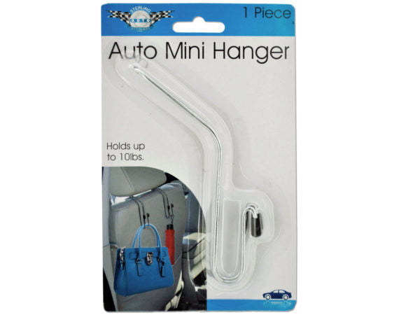 Multi-Purpose Auto Mini Hanger ( Case of 24 )