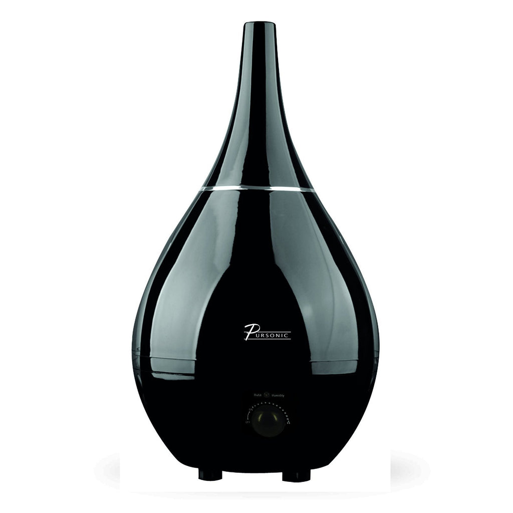 Ultrasonic Humidifier- Black