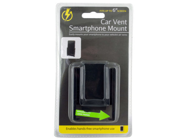 Universal Car Vent Smartphone Mount ( Case of 24 )